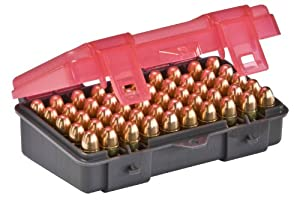 Plano 50 Count Handgun Ammo Case (for 9mm and .380ACP Ammo)