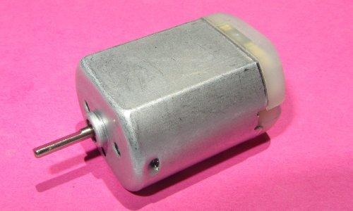 Central Door Lock Actuator Motor FC-280PC-22125 FLAT SHAFT by Mabuchi Motor Co.