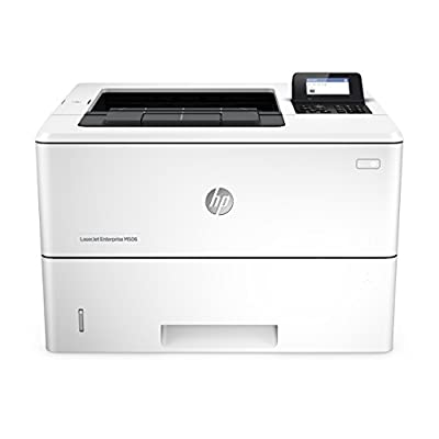 HP LaserJet Enterprise M506dn Wireless Monochrome Printer (F2A69A#BGJ)
