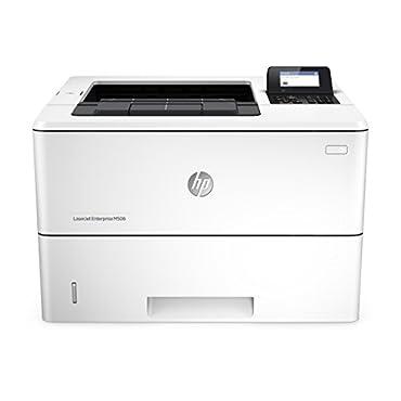 Hewlett Packard Laserjet Enterprise M506n Wireless Monochrome Printer  NO INK