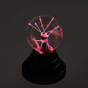 A-szcxtop(TM) Magic USB Plasma Ball Light For NightLight Sphere Party by A-szcxtop(TM)