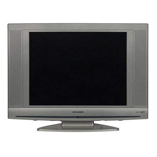 Click for Sylvania LC200SL8 20-Inch LCD EDTV with Built In Tuner