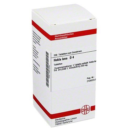 HEKLA LAVA D 4 Tabletten 200 St Tabletten