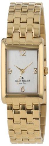 Kate Spade New York Donna 1YRU0036 Gold Bracelet Cooper Orologio
