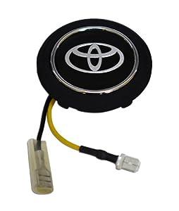 Toyota Steering Wheel Horn Button Crest for Yaris Corolla Matrix Camry