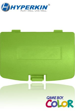 Lime Battery Cover For Game Boy Color
