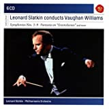 Leonard Slatkin conducts Vaughan Williams