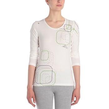 Millet LDOBSESSIONTSLS T-shirt femme Bright White S