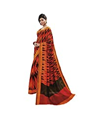 Bhagalpuri Beautiful Silk Indian Veda Saree - B00LVTMHCI