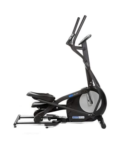 Fytter Bicicleta Elíptica Profesional Crosser 10 Negro