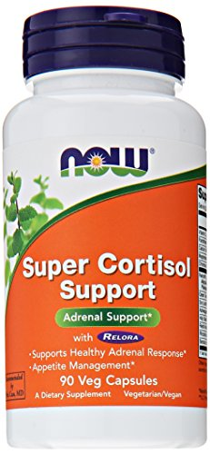 NOW Foods Super Cortisol Support, 90 Vcaps