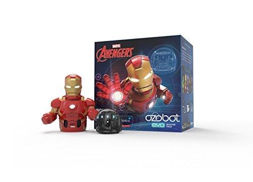 오조봇 EVO 캡틴아메리카/아이언맨 버전 - Ozobot Avengers Master Pack