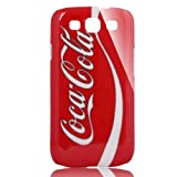 Classic Coca Cola Pattern Hard Case Cover for Sumsung Galaxy S3 i9300