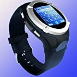 Reloj, Celular MQ998 de 1.5 pulg. con cámara y reproductor MP3/4