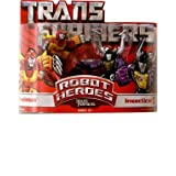 Rodimus & Insecticon - Transformers Robot Heroes ~ Transformers