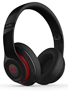 Beats by Dr. Dre Studio 2.0 Over-Ear Headphones - Black