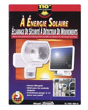 outdoor lighting heath zenith sl 7001 wh c 180 degree. Black Bedroom Furniture Sets. Home Design Ideas