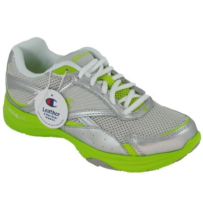 Ladies Champion Trainers Lace Up Sports Run Casual Jog On Mens Shoes Size 5-10