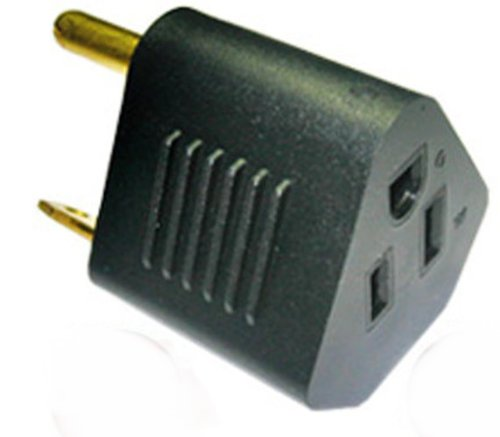 Conntek 30 Amp RV Male Plug To 15 Amp Female Connector RV Adapter