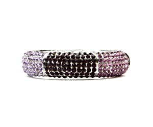 Gianna Purple Bracelet