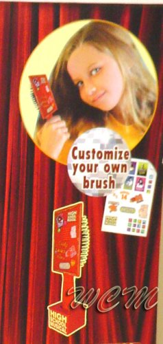High School Musical Brush Set