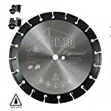 A49 Pro IV Diamond Blades Size: 14″ x .145″ x 1″