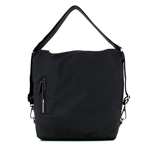 Mandarina Duck Satchel Hobo Black