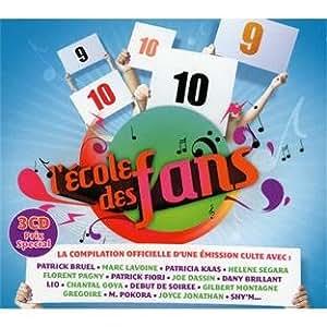 L'École Des Fans (3 CD)