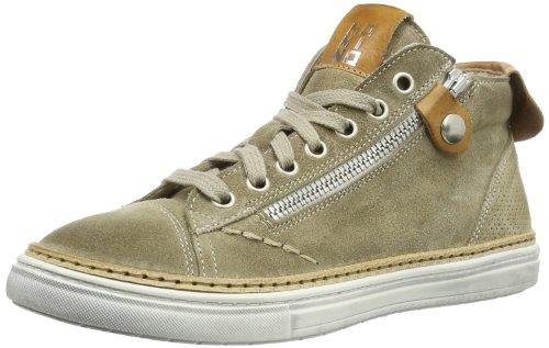 Momino Unisex - Child sneakers Derby Beige Beige (Tortora) Size: 37