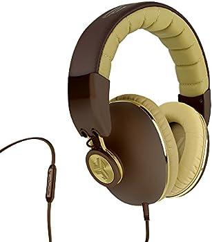 JLab Bombora Over-Ear Headphones w/Mic
