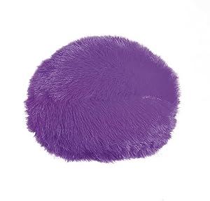 Plush Purple Gumball Pillow from Fun Express