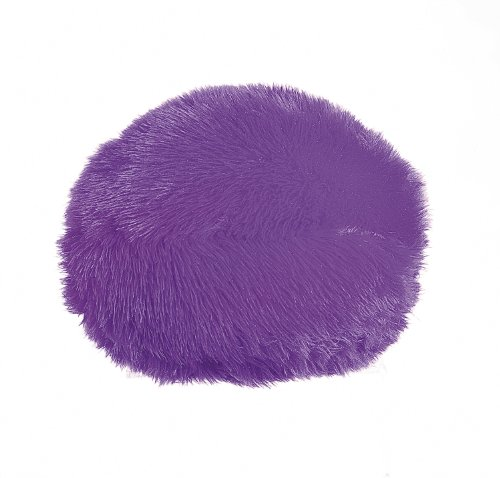 Plush Purple Gumball Pillow