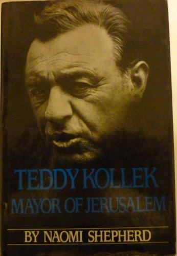 Teddy Kollek, Mayor of Jerusalem PDF
