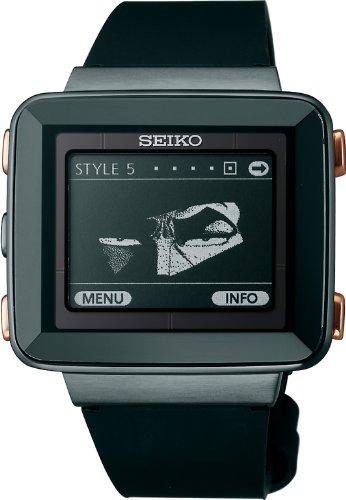 [セイコー]SEIKO 腕時計 SPIRIT SMART スピリット スマート ゴルゴ13 コラボレーションモデル ハードレックス 10気圧防水 ソーラー電波修正 【Amazon限定 数量限定白ブリーフ付き】 SBPA009 メンズ