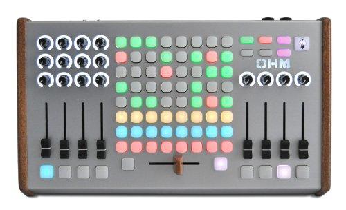 Livid Instruments Ohm RGB USB/MIDI-Controller