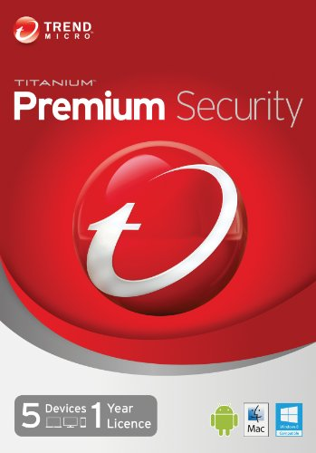 Trend MicroTrend Micro Titanium Maximum Premium