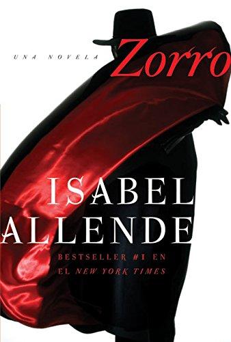 zorro novela: