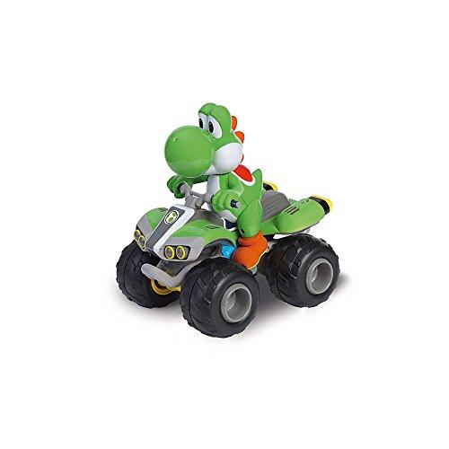 Carrera Rc 2,4 Ghz 370200997 Macchina radiocomandata Nintendo Mario Kart 8, Yoshi