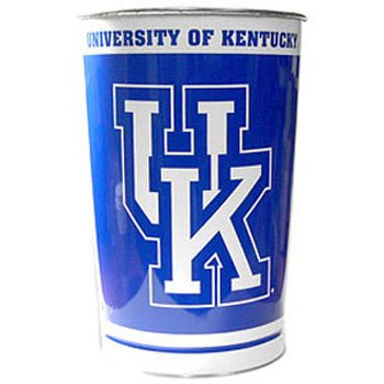 "Kentucky Wildcats 15"" Waste Basket at Amazon.com"