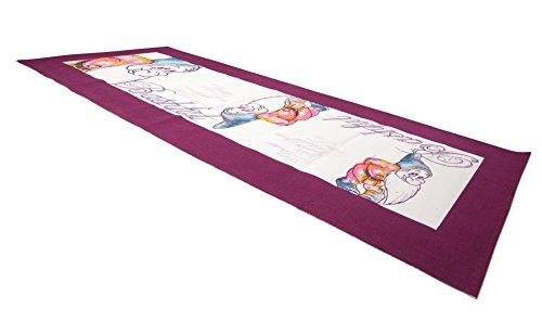 Disney TWS63/08MA 7 Nani corridore, Disegno Mammolo, 40x140 cm