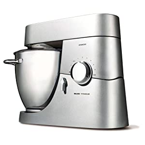 Kenwood KM020 CHEF MAJOR TITANIUM Kitchen Machine Kitchenaid Prezzi