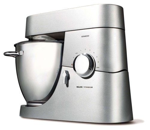 Kenwood KM020 CHEF MAJOR TITANIUM kitchen Machine