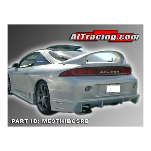 Mitsubishi Eclipse 95 99 Exterior Parts Body Kits AIT Racing Rear Bumpers