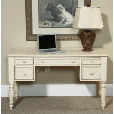 Picture of Wynwood 1655-09 Hadley Pointe Writing Desk in Antique Parchment B002F9ZXU6 (Wynwood)