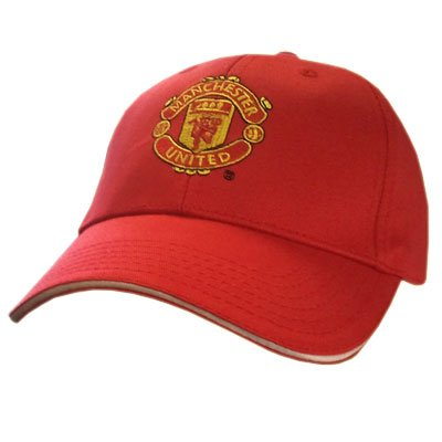 4a3fa70654ce0 Manchester United - Casquette de Baseball Rouge