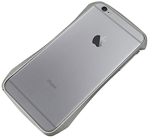 Deff ディーフ CLEAVE アルミニウム バンパー iPhone6 Plus グラファイト DCB-IP6PA6GR/A