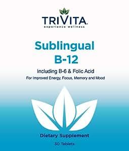 Trivita Sublingual B-12