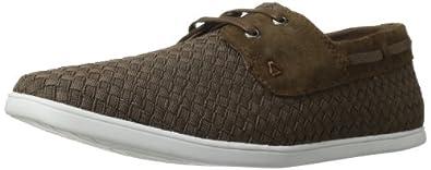 Steve Madden Men's Farver Fashion Sneaker,Brown,10.5 M US