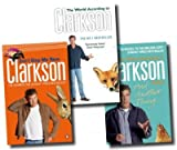 Jeremy Clarkson The World According to Clarkson Series Collection Jeremy Clarkson 3 Books Set Pack (The World According to Clarkson, And Another Thing, Don't Stop Me Now)