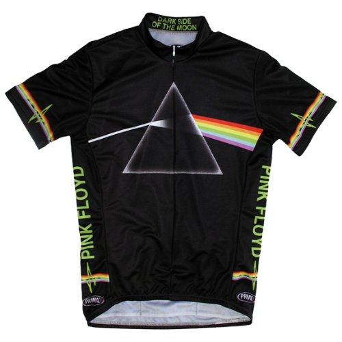 Buy Low Price Pink Floyd – Dark Side Cycling Jersey (PFDSJER)